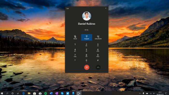 Windows 10 - Seu Telefone