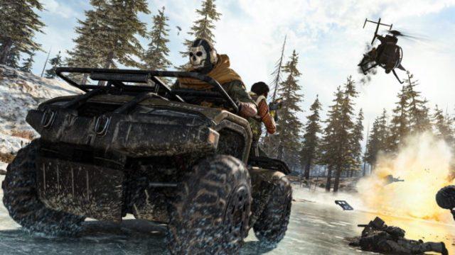 Call of Duty: Warzone é um battle royale grátis para PC e consoles 7