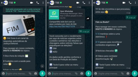 WhatsApp e TSE fazem parceria contra fake news nas Eleições 2020 | Aplicativos e Software | Tecnoblog