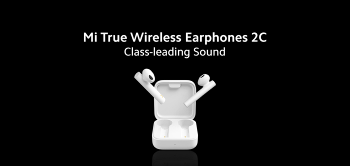 Xiaomi Mi True Wireless Earphones 2C (Imagem: Divulgação/Xiaomi)