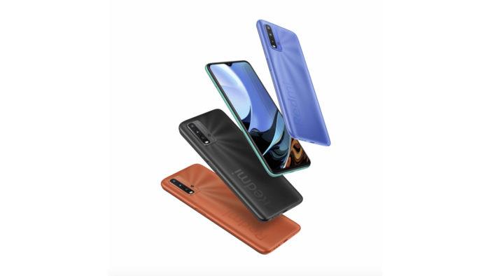 Xiaomi Redmi 9T (Imagem: Divulgação/Xiaomi)