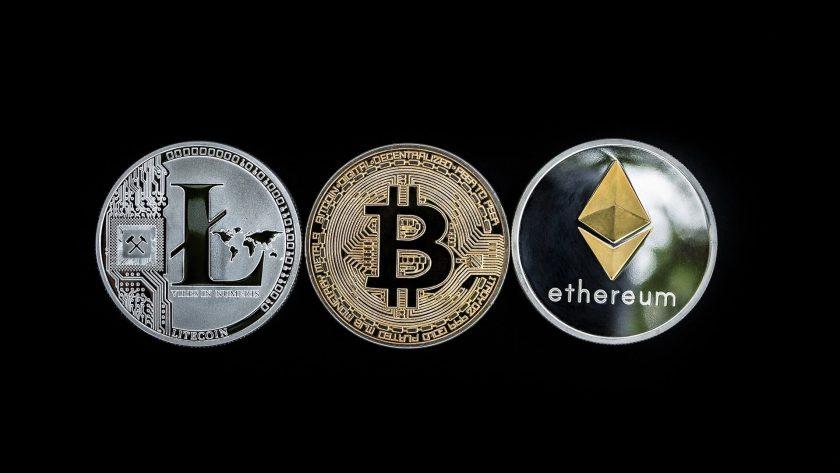 Cryptocurrencies (image:WorldSpectrum/Pixabay)