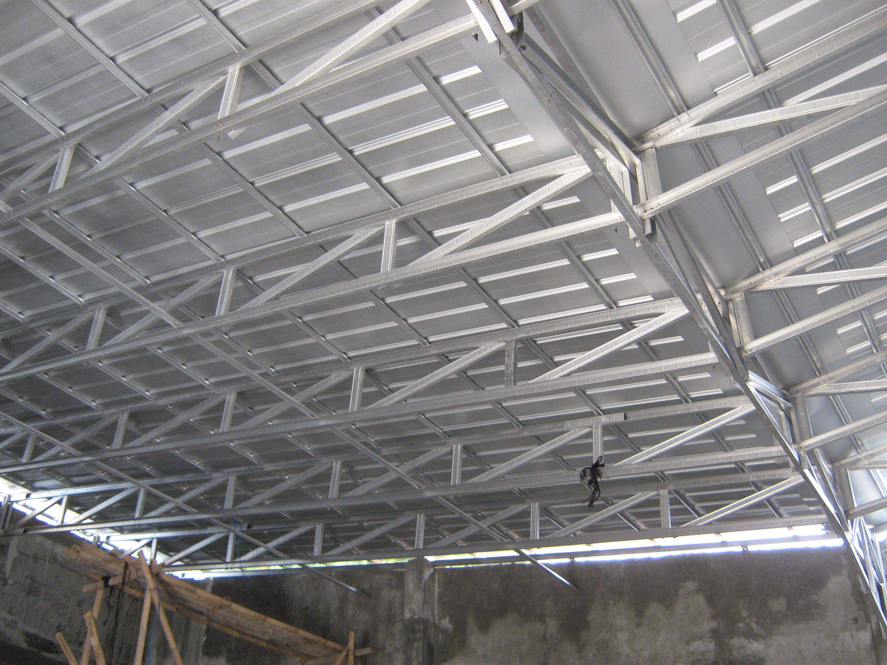 jenis bentuk baja ringan rangka atap | tecnodesignsteel