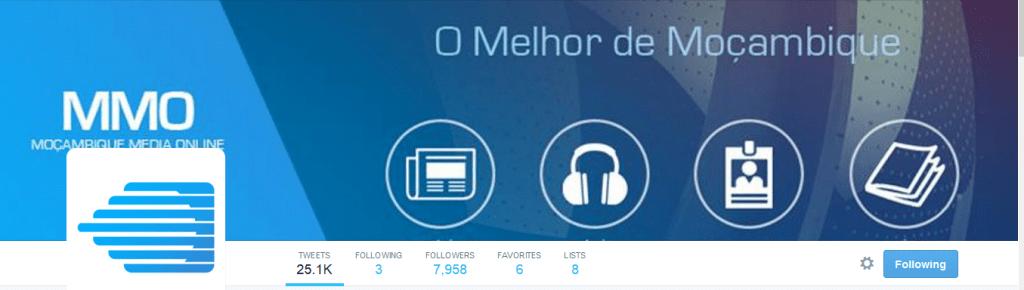 As 10 Pessoas Com Mais Seguidores no Twitter em Moçambique