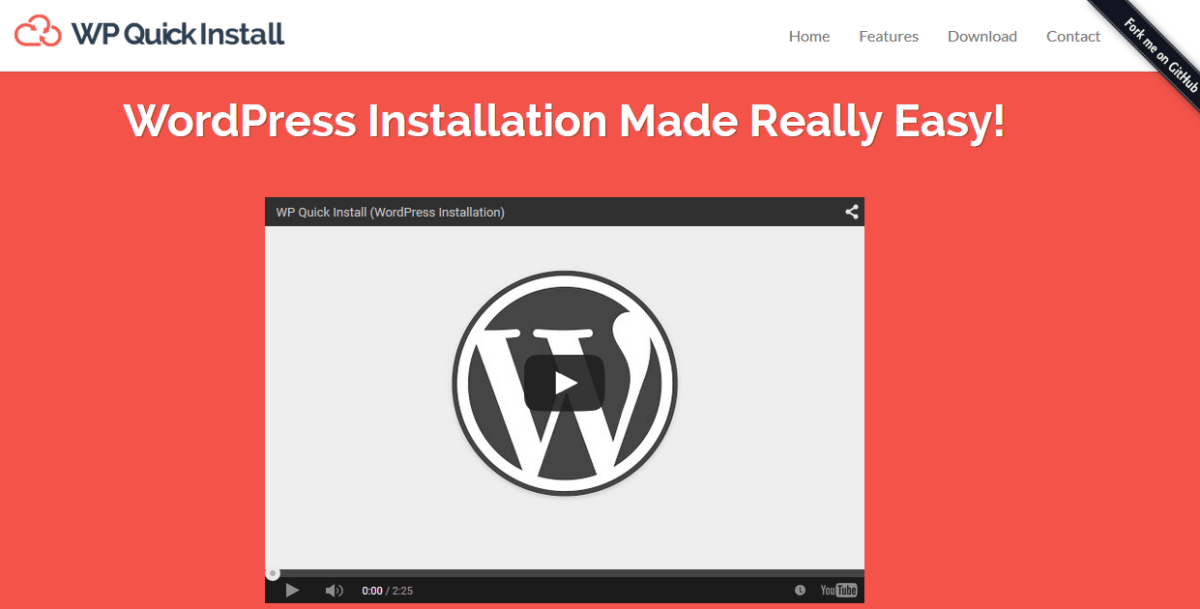 Como Instalar WordPress no Seu PC Usando WP Quick Install