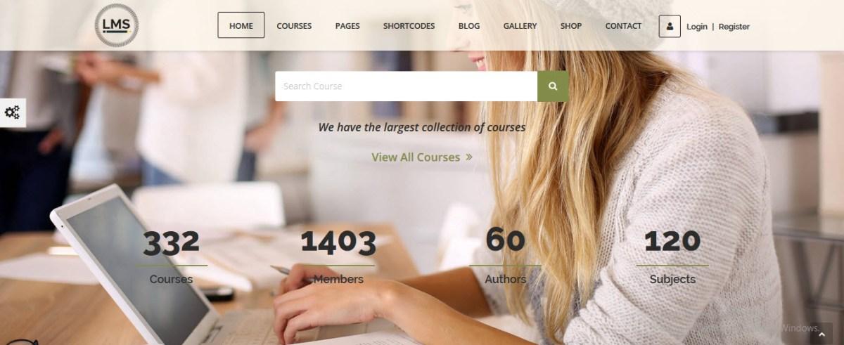 23 Temas Para Oferecer Cursos Online Com WordPress