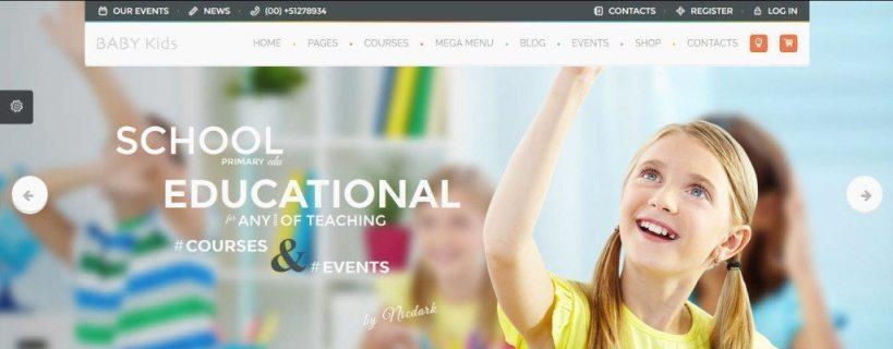 Como Criar Um Site Para a Sua Creche, Escola, ou Universidade