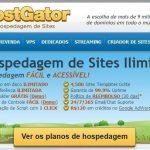 Como Registar Hospedagem Com o HostGator Brazil