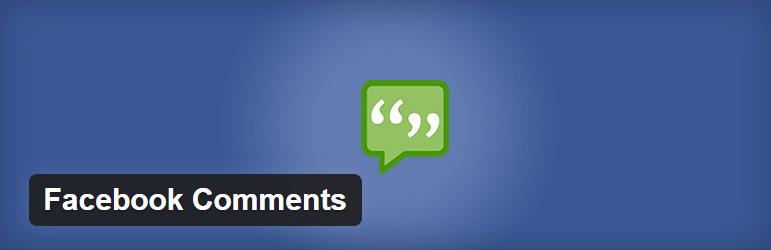 comentários do facebook