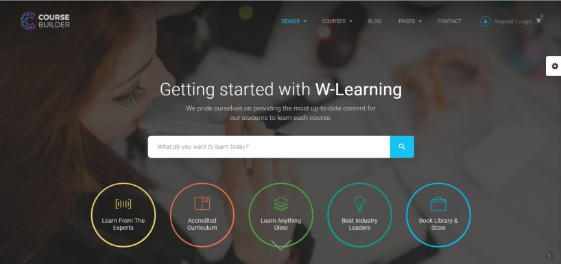 temas wordpress para learnpress