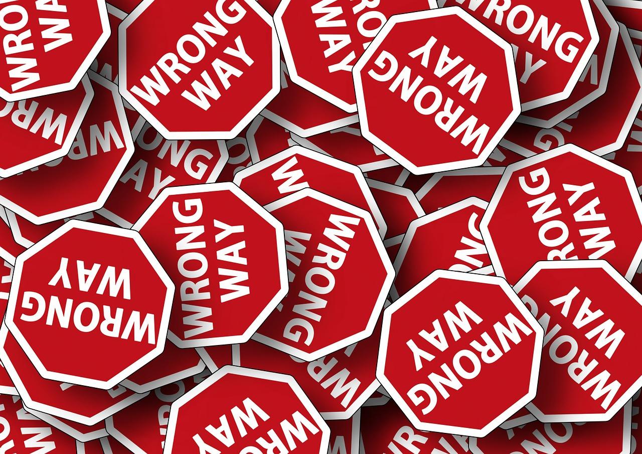 Erros com WordPress
