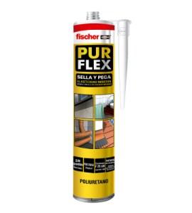Sellador de poliuretano purflex Fischer