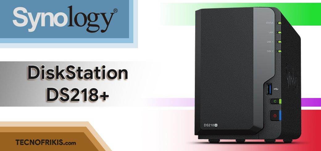 Synology DiskStation DS218+, el mejor NAS de 2019 - Imagen 17 - TECNOFRIKIS