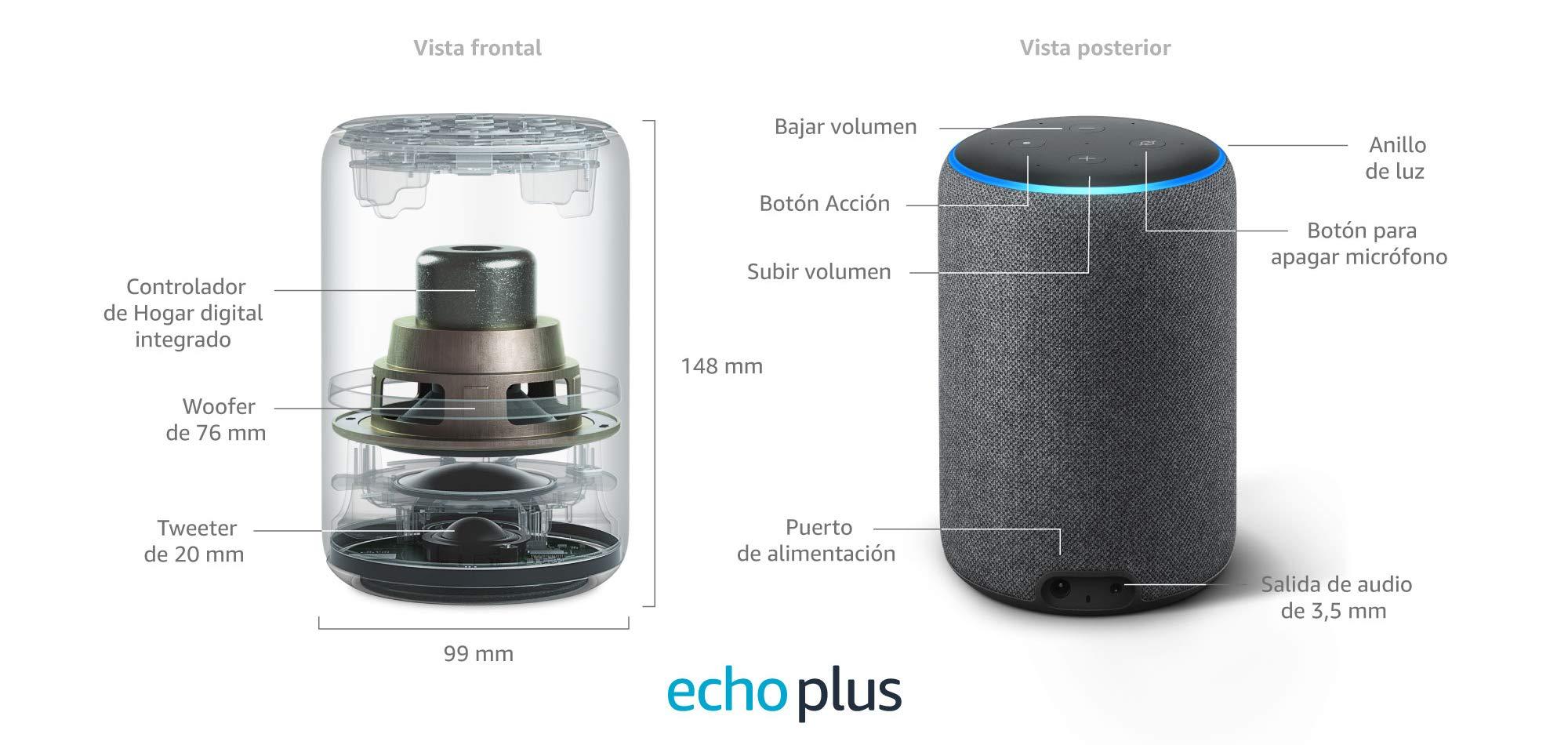 Conociendo a Alexa con Echo Plus, análisis 2019 - Imagen 52 - TECNOFRIKIS