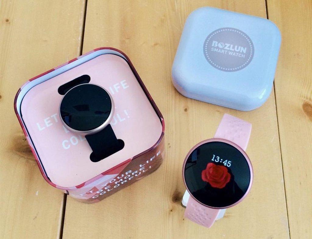 Bozlun B36 Lady, el reloj inteligente exclusivo para ellas - Imagen 31 - TECNOFRIKIS