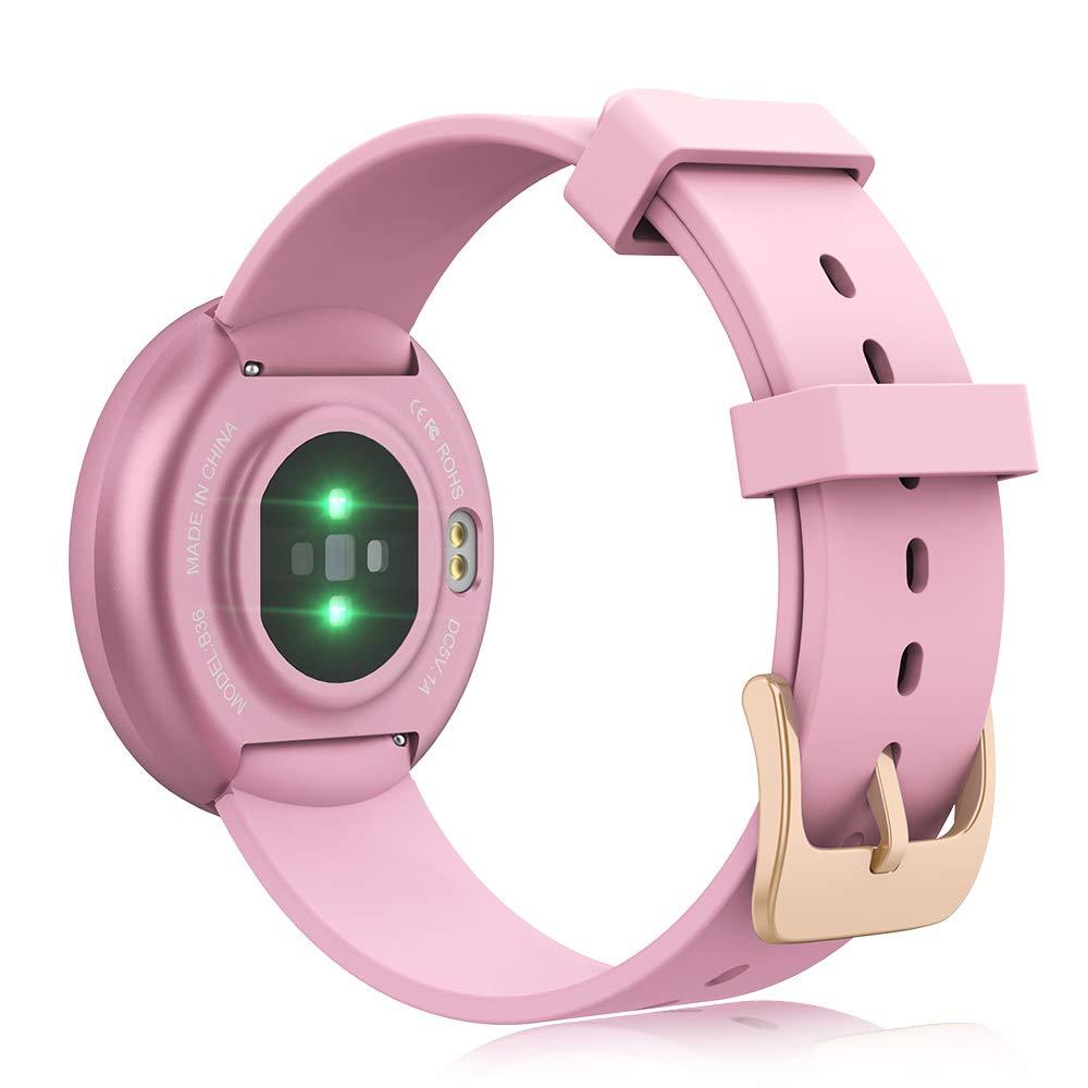 Bozlun B36 Lady, el reloj inteligente exclusivo para ellas - Imagen 17 - TECNOFRIKIS