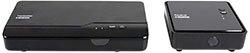 Optoma WHD200 - Transmisor de HDMI inalámbrico (hasta 20 metros, Full HD, Plug & Play), color negro