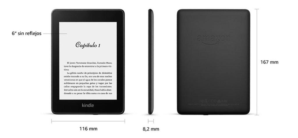 Kindle Paperwhite 2019, el mejor lector de libros electrónicos que se puede conseguir en Amazon. - Imagen 15 - TECNOFRIKIS