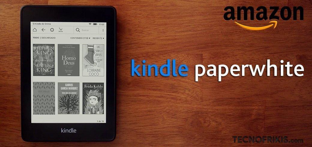 Kindle Paperwhite 2019, el mejor lector de libros electrónicos que se puede conseguir en Amazon. - Imagen 11 - TECNOFRIKIS