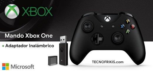 Mando Inalámbrico Xbox One, el mejor control para Xbox y PC de 2019 - Imagen 2 - TECNOFRIKIS
