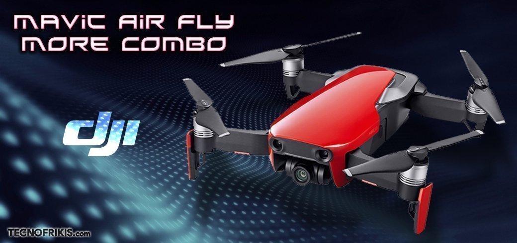 DJI Mavic Air Fly More Combo: El Dron más completo del mercado - Imagen 11 - TECNOFRIKIS
