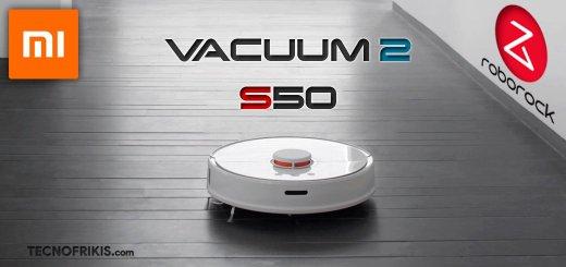 Xiaomi Vacuum 2 Roborock S50, el mejor robot aspirador del año - Imagen 6 - TECNOFRIKIS