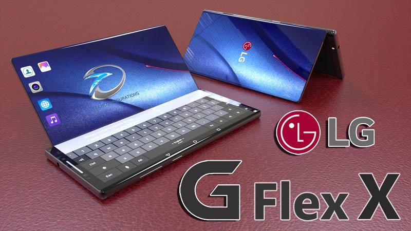 LG G Flex X - Smartphone dobrável que chega com um design arrojado