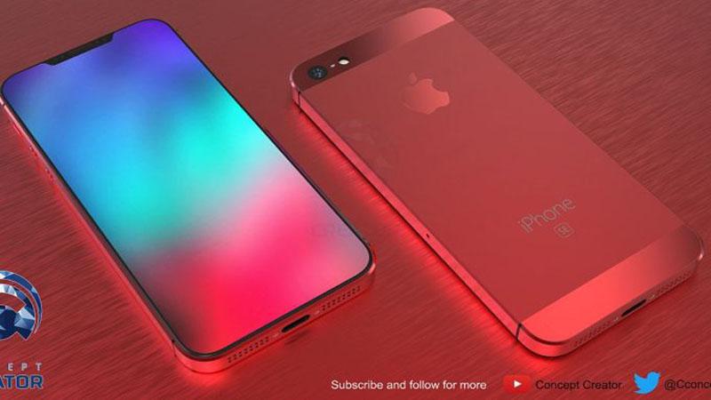 Iphone SE 2 - Rumores apontam para um design deslumbrante