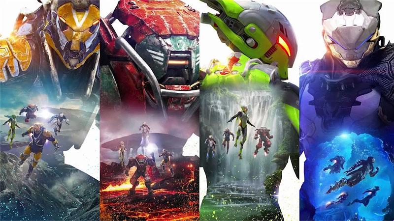 Anthem tem menos de 2.500 jogadores ativos no Xbox One