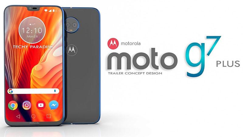 Veja uma ilustração conceitual de como poderia ser o Moto G7 Plus