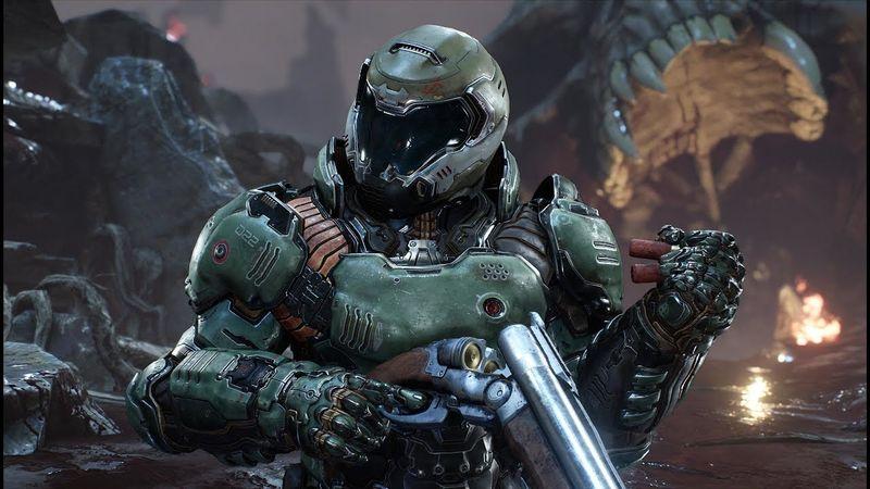 Doom Eternal encoraja os jogadores a serem mais agressivos