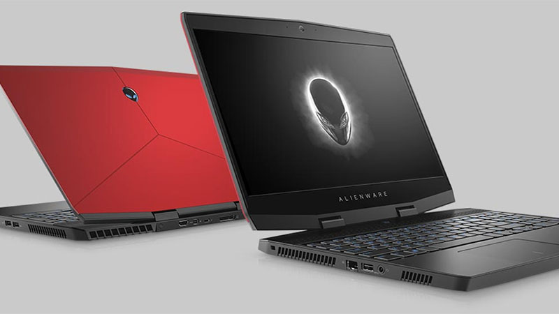 Novo notebook gamer da Alienware é mais leve e mais fino do que os da concorrentes