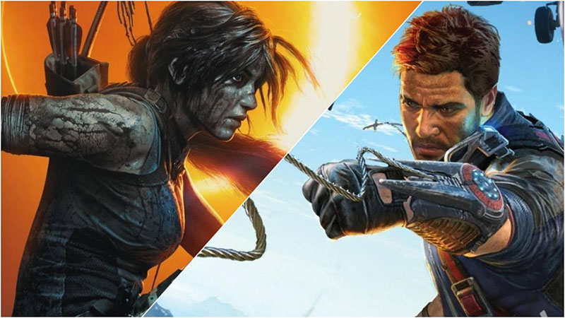 Vendas de Shadow of the Tomb Raider e Just Cause 4 ficam abaixo do esperado