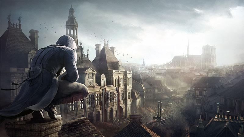 Ubisoft oferece Assassin's Creed Unity de graça em solidariedade ao incêndio na Catedral de Notre-Dame