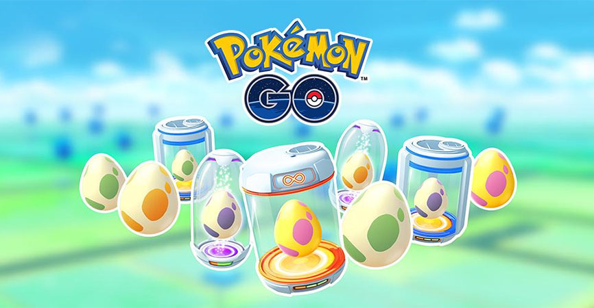 Pokémon GO | Lista atualizada com todos os monstrinhos que saem nos ovos de 2, 5, 7 e 10 Km