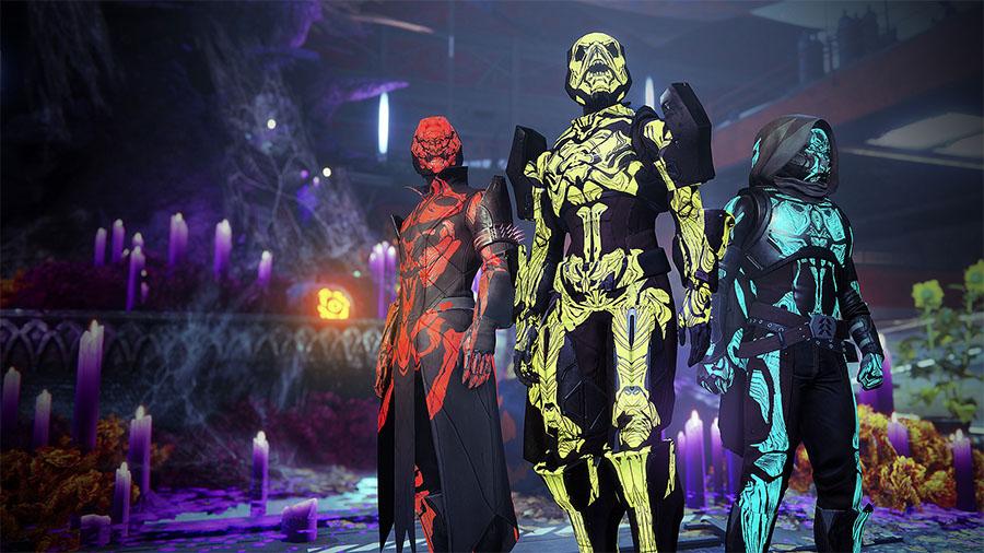 """Destiny 2 celebrará o Halloween com a volta do """"Festival dos Finados"""""""
