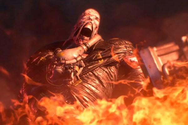 Nemesis será um perseguidor cruel em Resident Evil 3 Remake