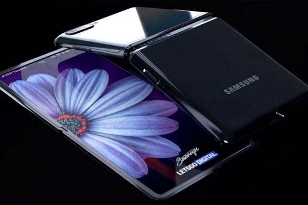 Samsung Galaxy Z Flip está a caminho