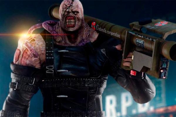 Profissionais brasileiros divulgam trailer de anúncio de Resident Evil 3 Remake totalmente dublado