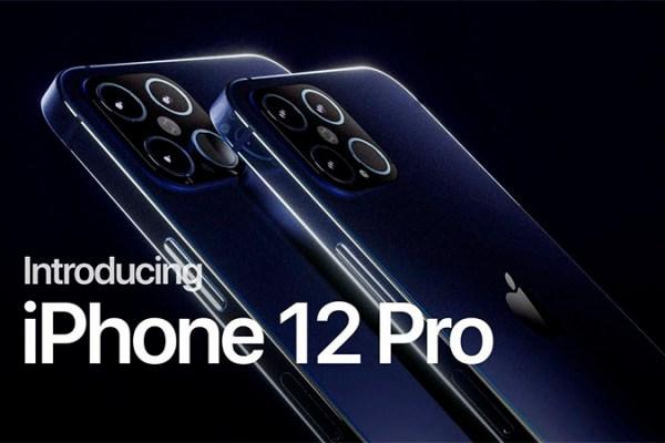 iPhone 12 pode ser lançado na cor Azul Marinho