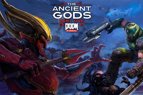 Primeira expansão de Doom Eternal, The Ancient Gods, já está disponível para download