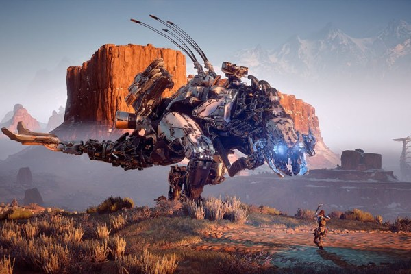 Horizon Zero Dawn vendeu mais de 716.000 unidades no PC