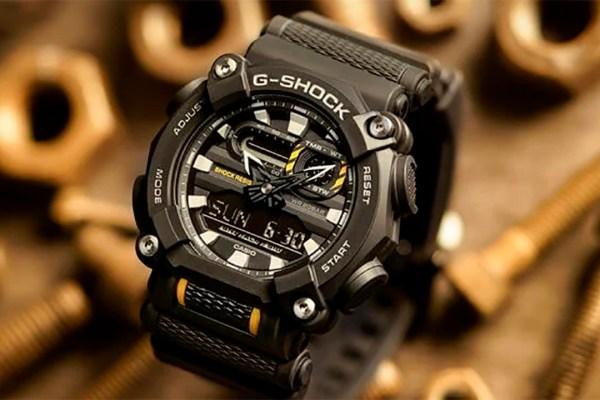 Casio lança linha de relógios super resistentes no Brasil