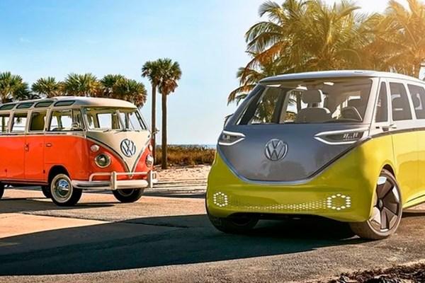 Volkswagen vai produzir Kombi elétrica a partir de 2022