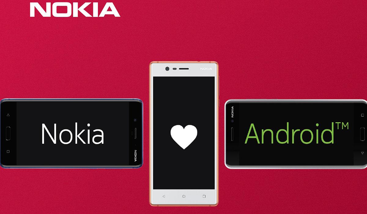 HMD Global festeggia l'amore tra Nokia e Android: ecco la promo per San Valentino