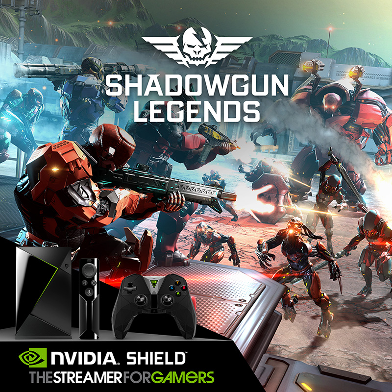 Shadowgun Legends approda su NVIDIA SHIELD