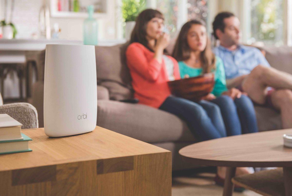 Espansione della banda larga, utilizzo di internet e sistemi WiFi Mesh con Netgear