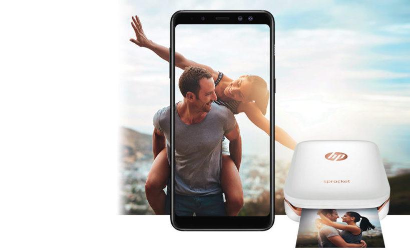 """Con Samsung Galaxy ricevi HP Sprocket"", la nuova promo estiva"