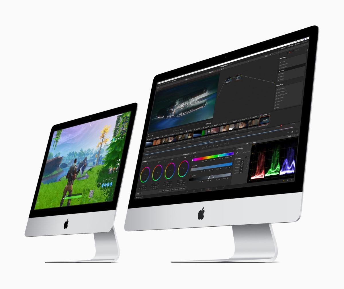 iMac ora con prestazioni 2 volte più veloci