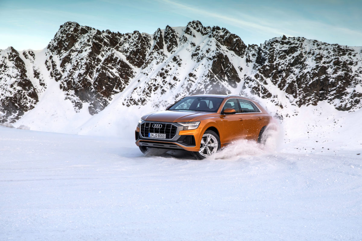 """Audi gamma Q: nuovi """"cuori"""" e pacchetti estetici"""